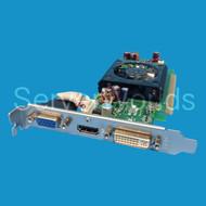 Dell ATI Radeon HD3450 256MB PCIe 16x Video Card F342F