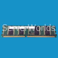 Sun 371-1115 256MB DDR Memory Module