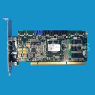 Adaptec 4 Channel PCI-X SATA Raid Controller AAR-2420SA/128+