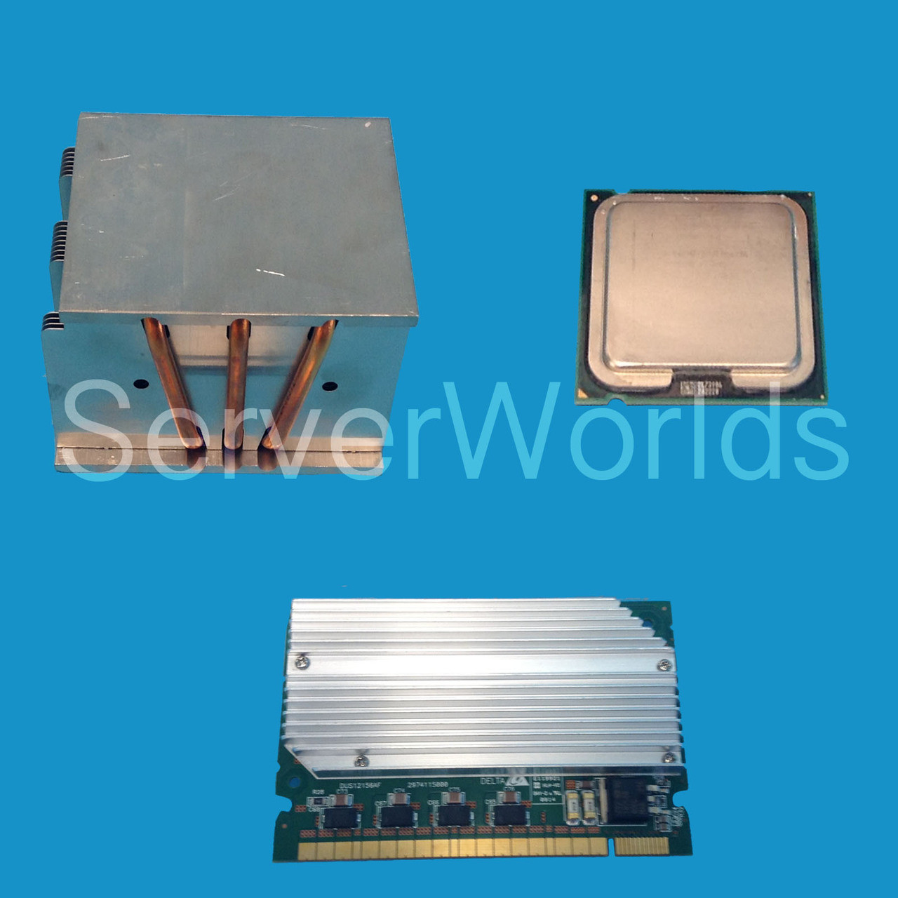 IBM x5450 Quad Core 3 0GHz 12M 1333 CPU Kit, 44E5122