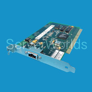 Dell 1280R Qlogic 1GB PCI FC 66Mhz HBA QLA2200-66