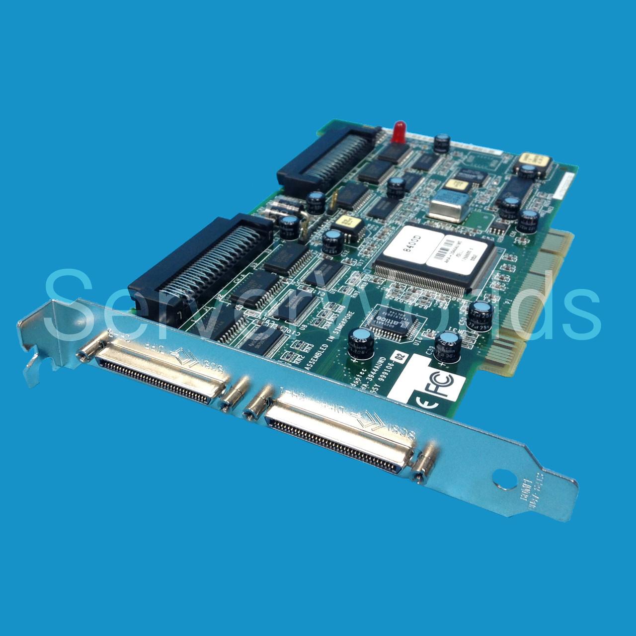 Adaptec AHA-3944 PCI SCSI Controller Windows 7