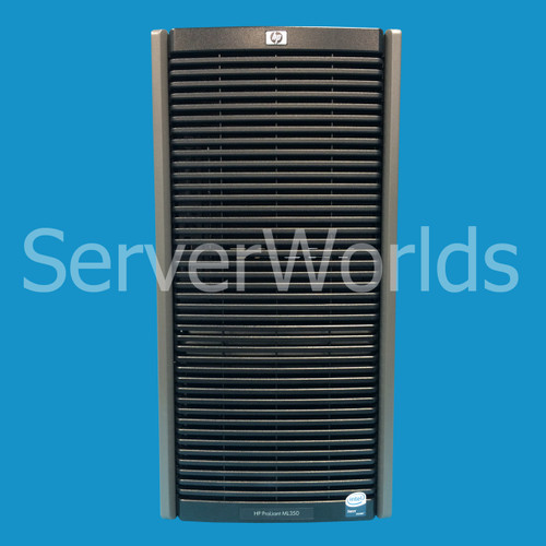 Refurbished HP ML350 G5 Tower LFF Configured to Order 412645-B21 Front Panel