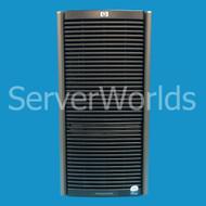 Refurbished HP ML350 G5 Tower SAS LFF AH450A Front Panel