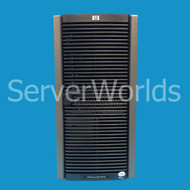 Refurbished HP ML370 G5 Tower E5410 QC 2.33Ghz 1GB E200 458347-001 Front Panel