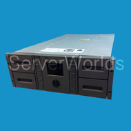Refurbished HP MSL4048 (2) LTO5 8GB FC Library BL543A Front View