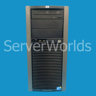 Refurbished HP ML310 G5 DC 3075 2.66Ghz 1GB 456116-005 Front Panel