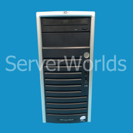Refurbished HP ML110 G5 1.6Ghz 512MB 2 x 160GB AK347A Front Panel