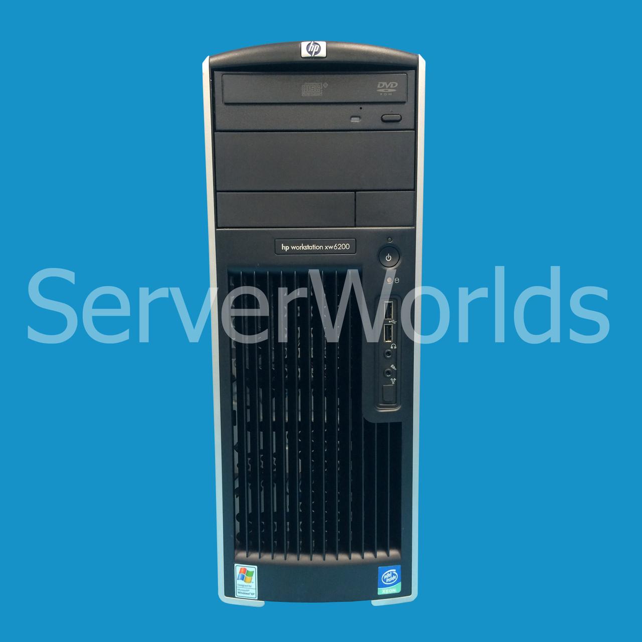 HP xw6200 Workstation SCSI RAID Vista