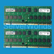 HP 8GB (2 x 4GB) DDR2-533 ECC RAM for rx7640 rx8640 AB455A