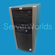 Refurbished HP ML310 G3 DC 3Ghz 512MB SCSI 410191-001 Front Panel