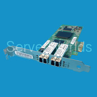 HP 407621-001 2-Port 4GB FC HBA AE312A, AE312-60001, QLE2462