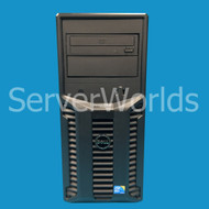 Refurbished Poweredge T110, QC 2.4Ghz, 4GB, 2 x 146GB 15K, SAS 6IR, DVD