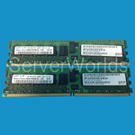 SUN 2GB 1Rx4 PC2-4200R-444 Memory Kit Third Party X7801A-C