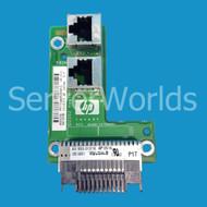 HP BL40P Ethernet Pass Through Board 303476-001