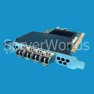 3Par 920-1052-54 4Port 4GB Fibre Channel Controller 640974-001 QL220B
