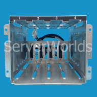 HP 637214-001 ML110 G7 4U Non Hot-Plug Hard Drive Cage