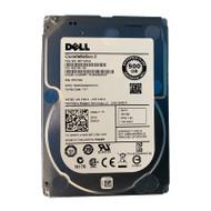 """Dell 00X3Y 500GB SATA 7.2K ES 2.5"""" Drive ST9500620NS 9RZ164-136"""
