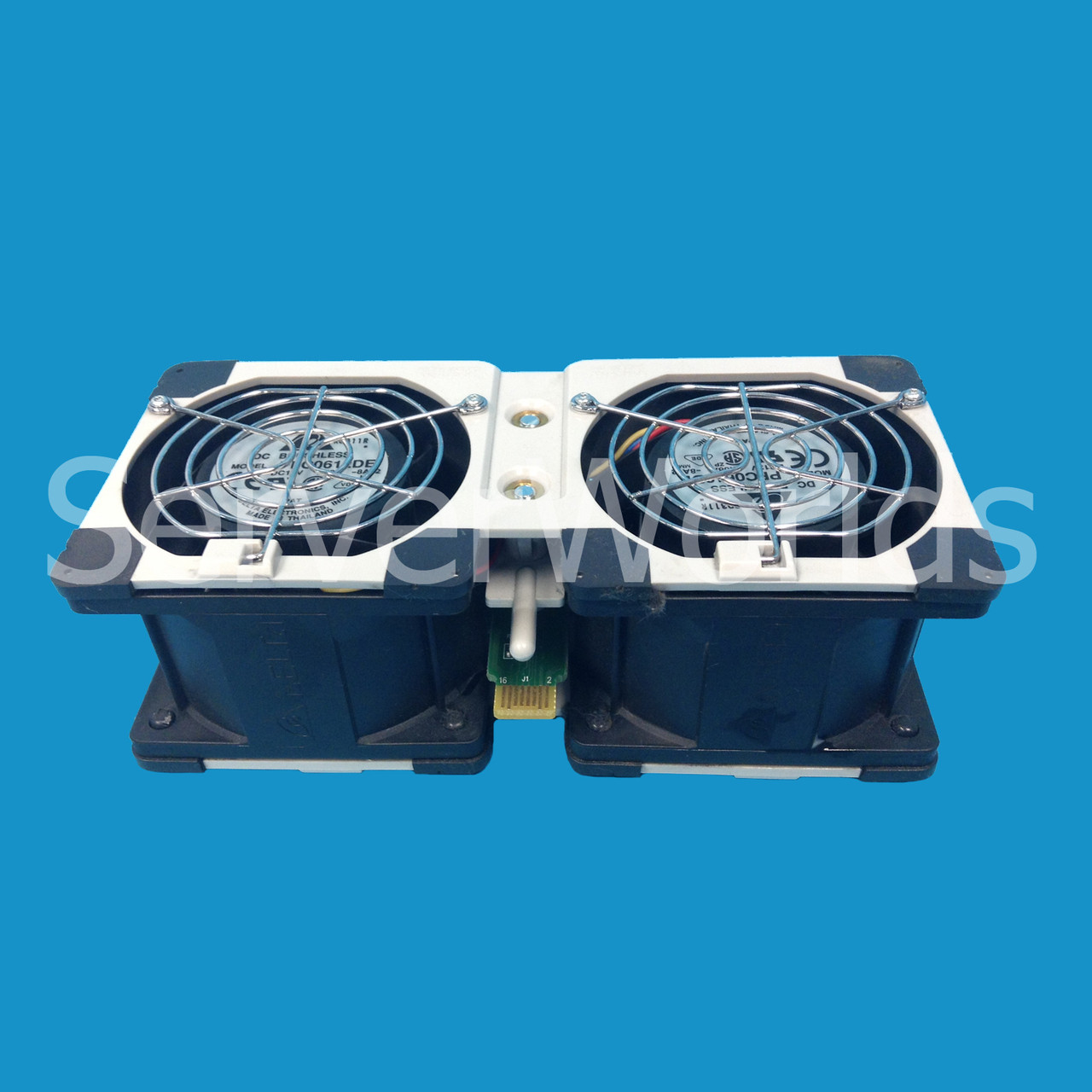 Sun 541-2940 T5240 CPU Dual Fan Assembly