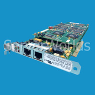 Refurbished Telecom Dialogic 48 Port Dual Span T1 Voice Board D/480JCT-2T1W Front Ports