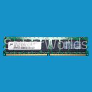 HP 359823-061 2GB PC24200 DDR2 ECC Memory Module 397116-001, EE599AA