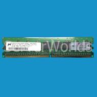 HP 390518-051 512MB PC2-4200 ECC Memory Module 392293-001, 398649-001