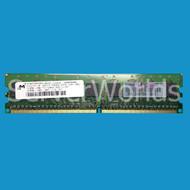 HP 384704-051 512MB PC2-5300 DDR2 Memory Module 392280-001, PV940A
