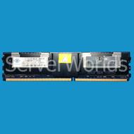 HP 398708-061 4GB PC2-5300F DDR2 ECC Memory Module 491834-001