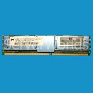 HP 398706-051 1GB PC2-5300 DDR2 ECC Memory Module 416471-001