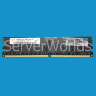 HP 487005-061 4GB PC2-5300 DDR2 ECC Memory Module 487945-001