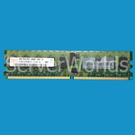 HP 405476-061 2GB PC2-5300 DDR2 ECC Memory Module 430451-001