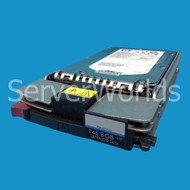 HP 404712-001 146GB U320 15K Pluggable SCSI Hard Drive 321499-006