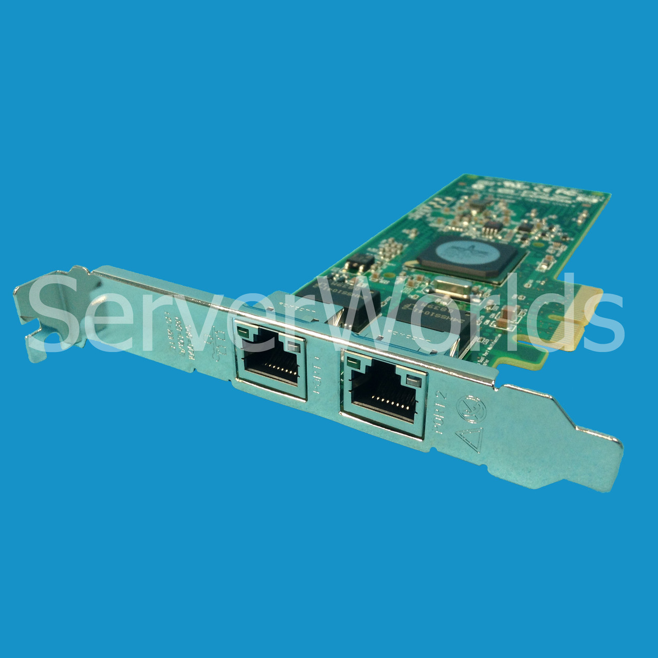 5 X  HP 458491-001 453055-001 NC382T PCI Express Dual Adapter