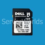 Dell P789K 1GB iDrac 6 vFlash SD Card RX790