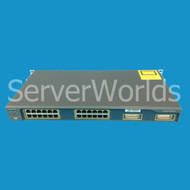 Cisco Catalyst 2950 24 Port DC Switch WS-C2950G-24-EI-DC
