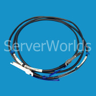HP 670759-B25 3M Infiniband QSFP Cable 674852-001