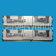 HP 466440-B21 8GB PC2-5300 2X4GB Mem Kit