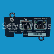 HP 636934-001 UPS Mini-Slot Network Module AF465A