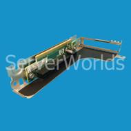 HP 589015-001 PCIe Riser Board 508493-002