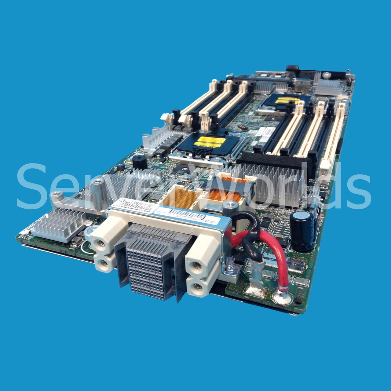 HP 595046-001 BL460c G6 System Board 585903-002