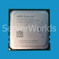 Dell C730T Opteron Six Core 2.6Ghz 6MB 2200Mhz 75W 8435 Processor