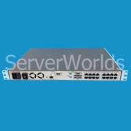 HP 410530-001 2X1X16 IP USB KVM Switch 408965-001, AF601A