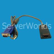 HP 580648-001 KVM USB RJ45 Adapter AF623A