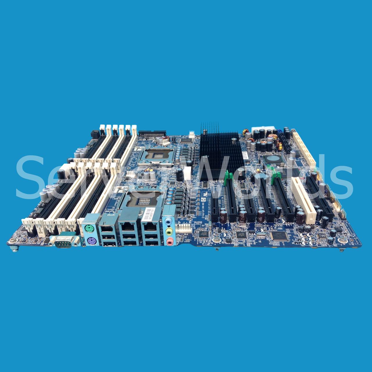 HP 576202-001 Z800 System Board 591182-001, 461437