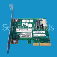 HP 536293-001 ML 350 G6 PCIe Pass Through Board
