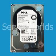 """Dell 440RW 1TB NL SAS 7.2K 6GBPS 3.5"""" Drive WD1001FYYG-18SL3W0"""