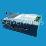 HP 506465-001 1.44MB 3.5 inch Black Floppy Drive Assembly w/ Bezel