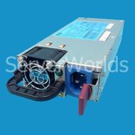 HP 599381-001 DL 360 G6 460W Platinum Power Supply 591555-101