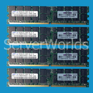 HP AB565A 8GB Memory Kit (4x2GB) PC2-4200
