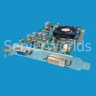 HP AB638A C8000 ATI FireGL9600 Graphics Card 351385-001, 350971-002
